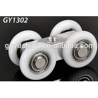 adjustable sliding door roller & kitchen roller shutter door & shower door rollers wheels