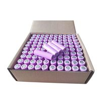 Long Cycle Life battery 18650 rechargeable battery 3.7v 3000mAh 3350mAH 3500mAh lithium ion batterie thumbnail image