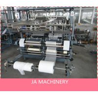 High efficiency and professional gauze swab folding machine