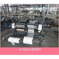 High efficiency and professional gauze swab folding machine