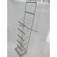 metal magazine displays/newspaper retail display /brochure holders/magazine rack/magazine holders