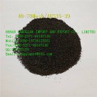 Ceramsite sand ASF35-39 raw material Precoated sand making thumbnail image
