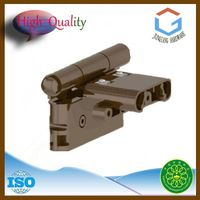 wood-aluminium outward opening door pivot hinge