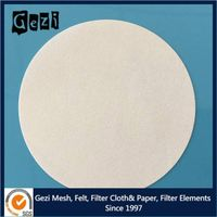GZ factory made filter paper for Mineral Slurry Filtration