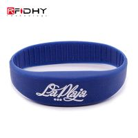 Adjustable RFID Silicone Wristband for Swimming Pool thumbnail image