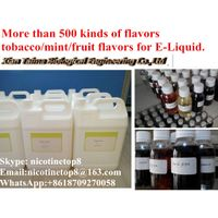 Usp grade pure nicotine and all kinds of Flavors for E-liquid thumbnail image
