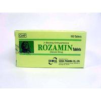 Medicine (ROZAMIN Tablets) thumbnail image
