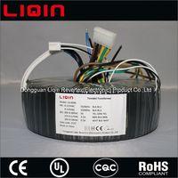2kw,4kw medical grade toroidal isolation transformer