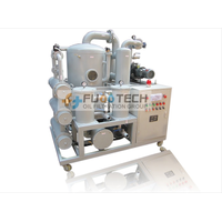Series ZYD Double-stage Vacuum Transformer Oil Filtration Machine thumbnail image