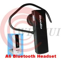 A6 Multimedia Bluetooth Stereo Headset