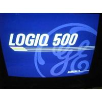 GE LOGIQ500MD Color