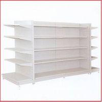 heavy duty double-side supermarket shelves