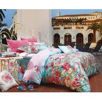 100% cotton printed bedding set-KS0602 thumbnail image