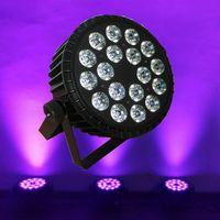 WIFI 18PCS RGBWA+UV high power led lighting,6in1 led par64 light,led par cans,stage light thumbnail image