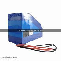 Amorge lithium battery pack 96v 40Ah for ebike thumbnail image