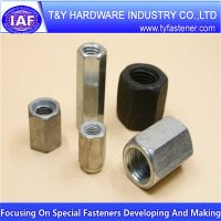 Hex Long Nut din6334 Manufacture thumbnail image