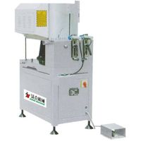 Aluminum profile one-head cutting saw machine