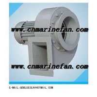CQ MARINE CENTRIFUGAL VENTILATOR--High pressure fan