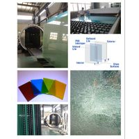 Laminated Glass, 6.38mm, 8.38mm, 10.38, 8.76mm, 10.76ect