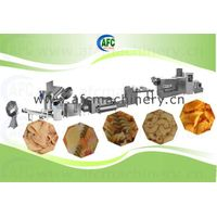 Pellet/Extruded Frying Snacks Foodstuff Processing Line thumbnail image