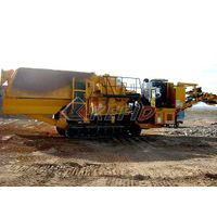 Tracked Mobile Crusher