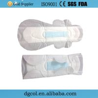Winged cheap anion sanitary napkin