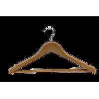 Paris hot sale wooden coat hangers thumbnail image