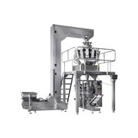 Fragrant pouches vertical vacuum packing machine for powders