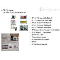 Zhsunyco Electronic Label Shelf ESL Demo Kit