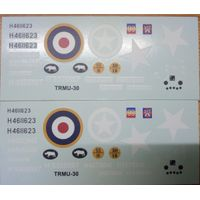 Scale Model Decals