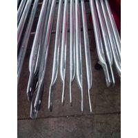 7'x4',10'x4' pre galvanised cross brace for frame scaffolding