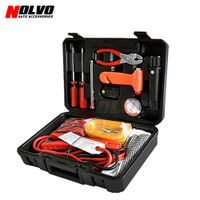 Car Roadside Emergency Tool Case Auto Safety Kit