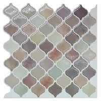 Clever Mosaics home decoration peel and stick self-adhesive mosaic wall tiles thumbnail image