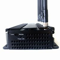 Adjustable 3G/4G All Cell phone Signal Jammer and GPS Jammer