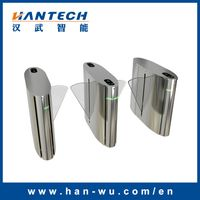 Retractable Barrier Gates