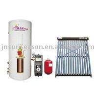 split  heat  exchanger solar water heater