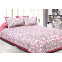 Printed Bed Sheets Set