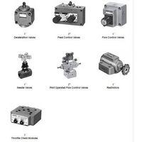Hydraulic Needle Valve Flow Control, Feed Control Valve