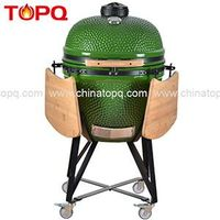 kamado ceramic bbq grills/smokers