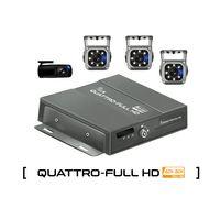 Quattro Full HD, 4 channel / 8 channel Mobile DVR