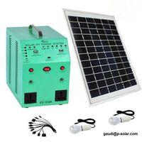 45w Solar Portable Power System