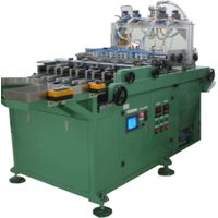 Four Linkage Type Coating Machine