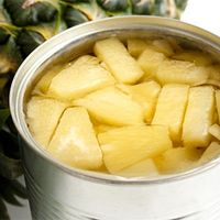 Diced Pineapple in Syrups thumbnail image