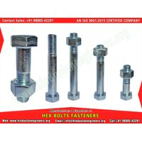 Hex Bolts Manufacture Expoter in india thumbnail image