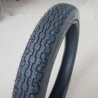 2.75-18 motorcycle tire and tube