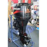 2004 75HP MERCURY OUTBOARD ENGINE FOR SALE
