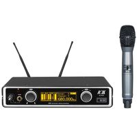 PLL & UHF True Diversity Wireless Microphone IU-1015