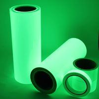 Self-adhesive Glow in the Dark Luminous Vinyl Tape