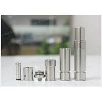 Slim Style Novice Mod Stainless Steel KSD Novice Mechanical Mod Vapor 510 Thread