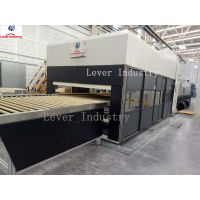 Double curvature Glass Tempering Furnace for automotive real glass